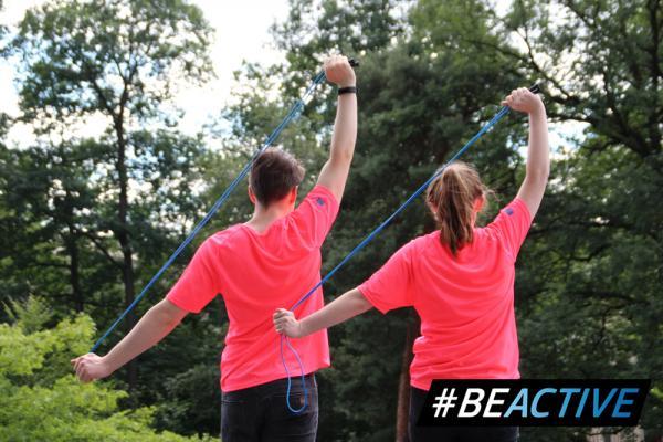 Beactive - europäische Woche des Sports mit vielen Schnupperangeboten in unserem Verein
